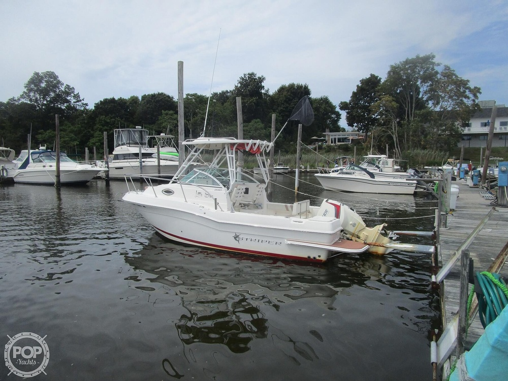 2016 Striper boat for sale, model of the boat is 200 WA & Image # 2 of 40