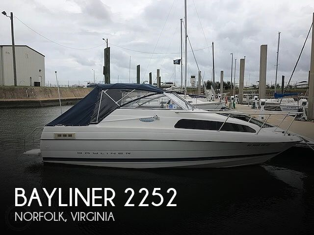 Used Bayliner 22 Boats For Sale by owner | 2002 Bayliner 2252 Ciera Classic