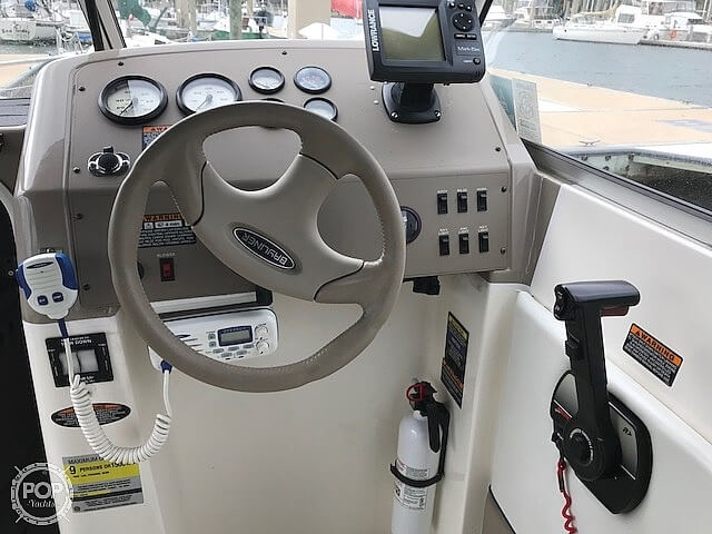 2002 Bayliner boat for sale, model of the boat is 2252 Ciera Classic & Image # 9 of 40
