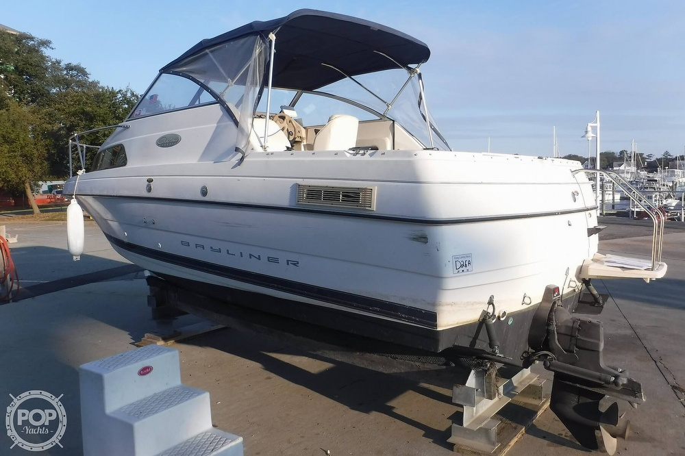 2002 Bayliner boat for sale, model of the boat is 2252 Ciera Classic & Image # 14 of 40