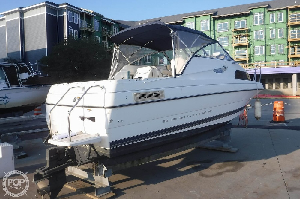 2002 Bayliner boat for sale, model of the boat is 2252 Ciera Classic & Image # 16 of 40