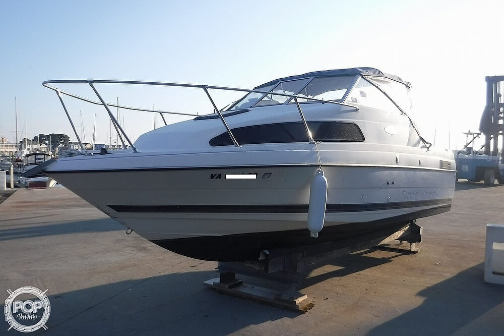 2002 Bayliner boat for sale, model of the boat is 2252 Ciera Classic & Image # 12 of 40