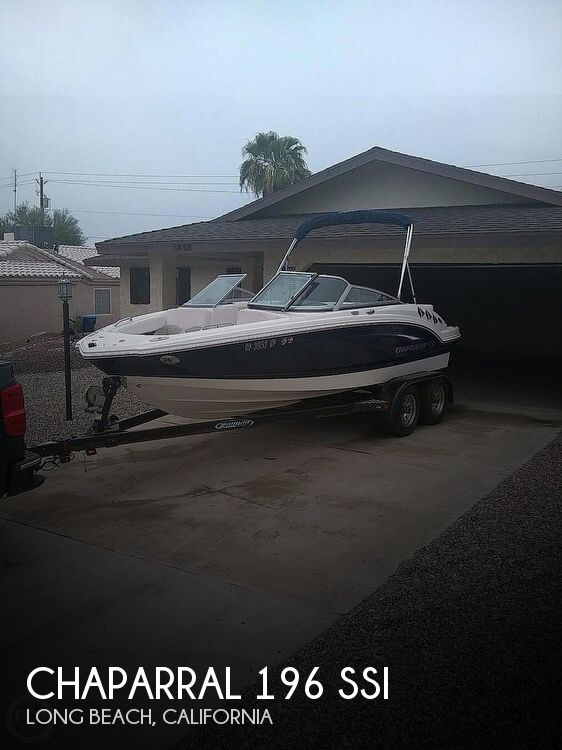 Used Chaparral 19 Boats For Sale by owner | 2011 Chaparral 196 Ssi