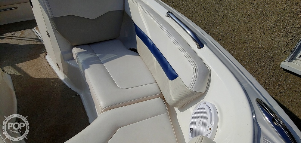 2011 Chaparral boat for sale, model of the boat is 196 SSI & Image # 16 of 41