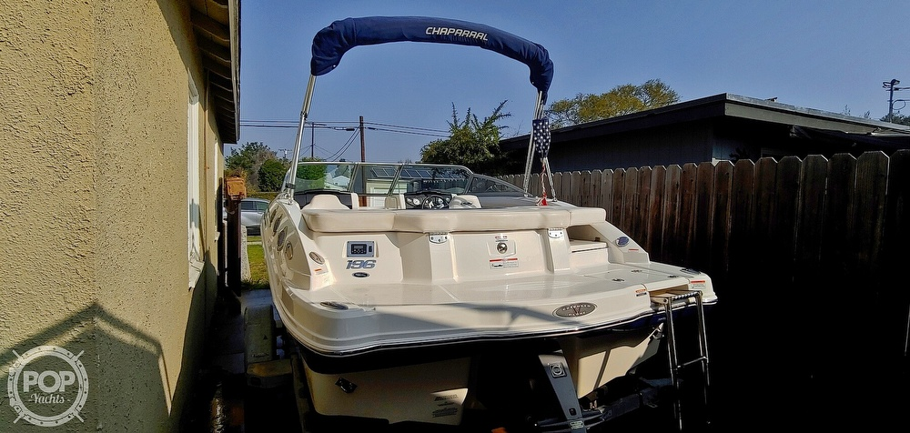 2011 Chaparral boat for sale, model of the boat is 196 SSI & Image # 27 of 41