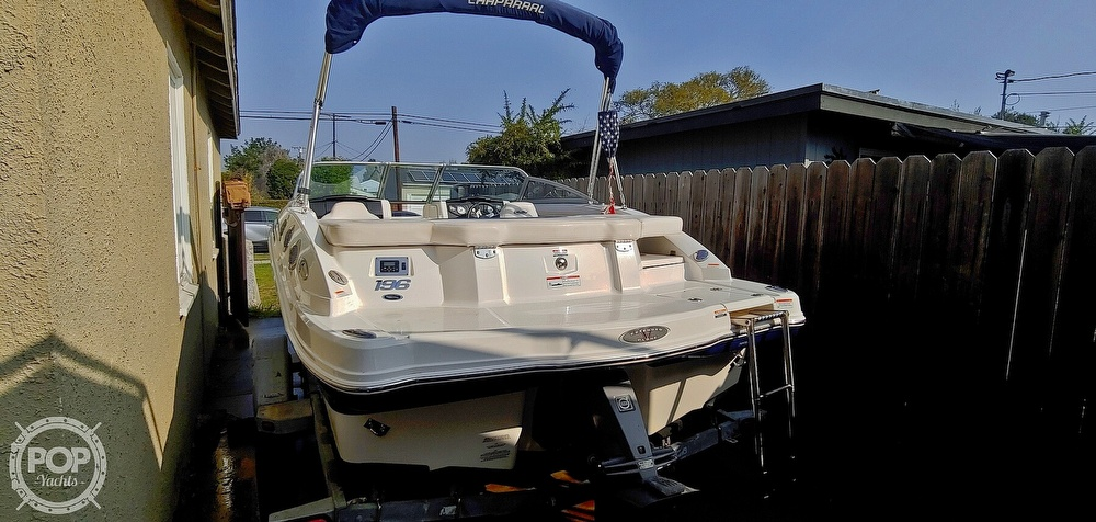 2011 Chaparral boat for sale, model of the boat is 196 SSI & Image # 4 of 41