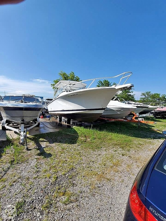 2006 Luhrs boat for sale, model of the boat is 28 Fisherman & Image # 9 of 41