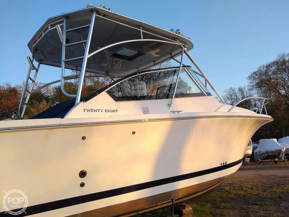 2006 Luhrs boat for sale, model of the boat is 28 Fisherman & Image # 6 of 41