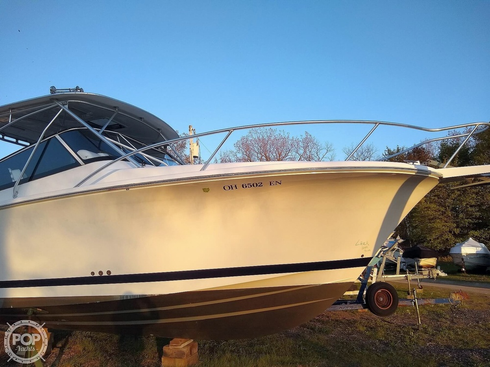 2006 Luhrs boat for sale, model of the boat is 28 Fisherman & Image # 7 of 41