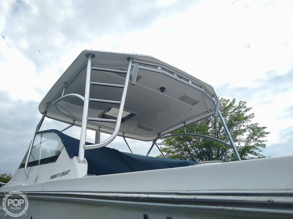 2006 Luhrs boat for sale, model of the boat is 28 Fisherman & Image # 3 of 41