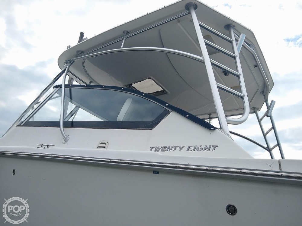 2006 Luhrs boat for sale, model of the boat is 28 Fisherman & Image # 4 of 41