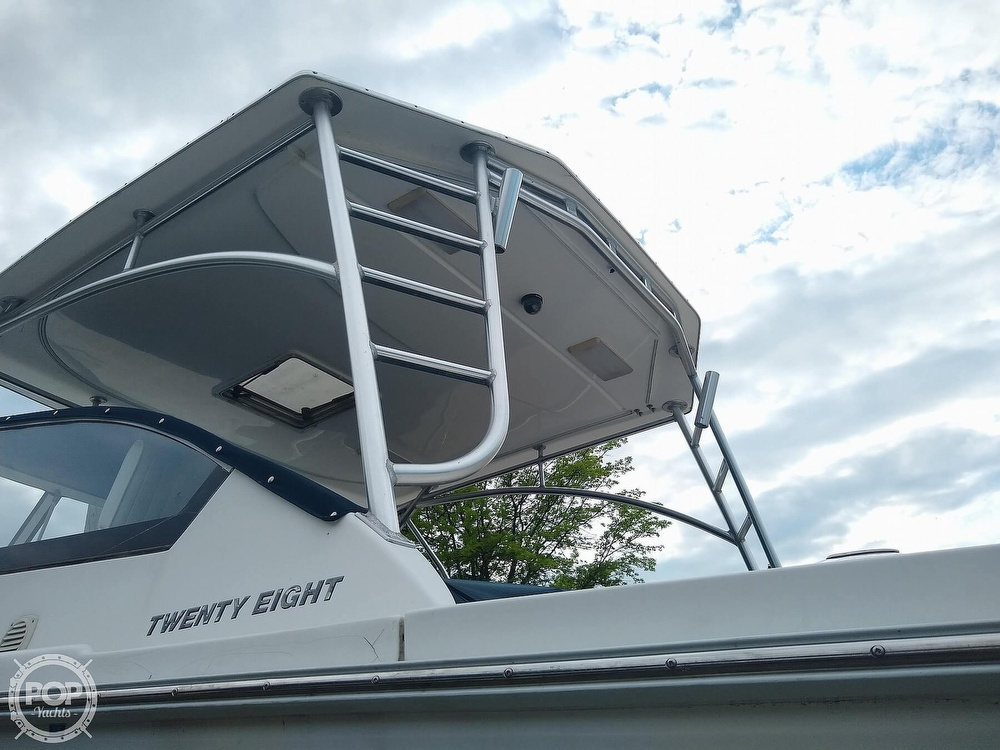 2006 Luhrs boat for sale, model of the boat is 28 Fisherman & Image # 5 of 41