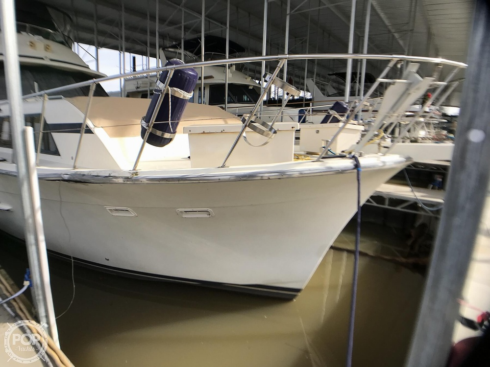 1987 Jefferson boat for sale, model of the boat is Monticello 52 & Image # 2 of 40
