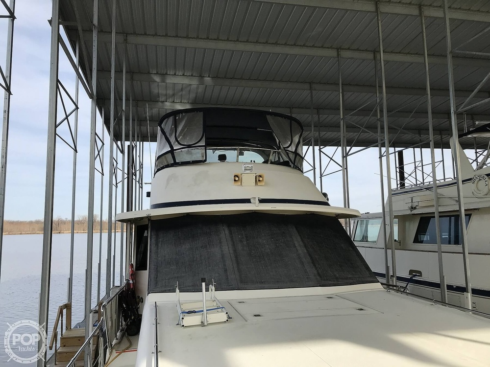 1987 Jefferson boat for sale, model of the boat is Monticello 52 & Image # 6 of 40