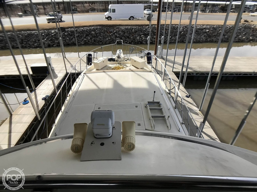 1987 Jefferson boat for sale, model of the boat is Monticello 52 & Image # 7 of 40