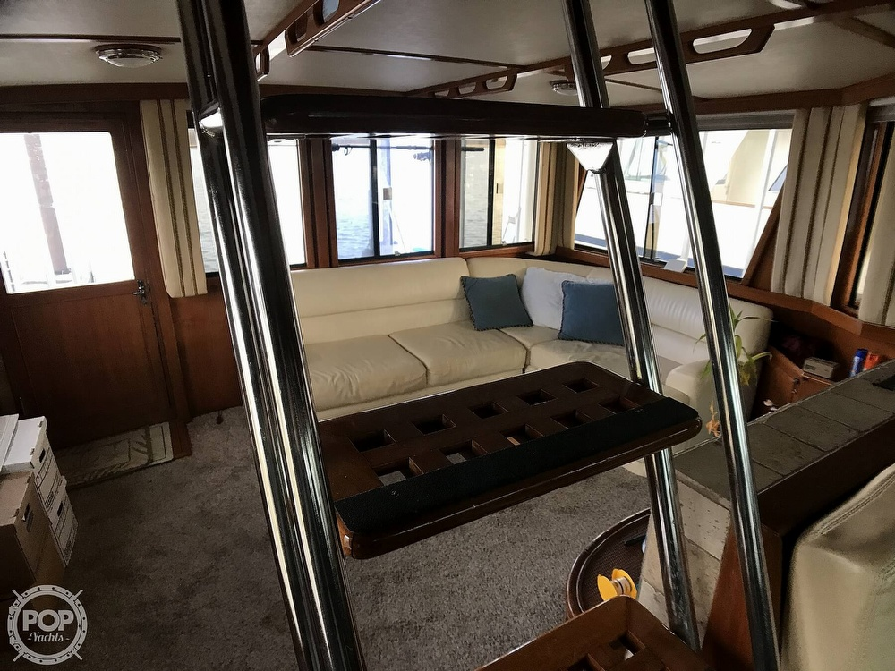 1987 Jefferson boat for sale, model of the boat is Monticello 52 & Image # 9 of 40