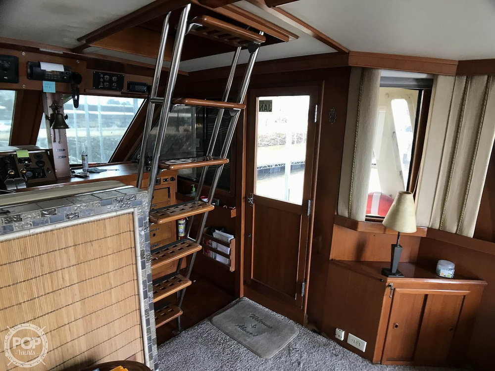 1987 Jefferson boat for sale, model of the boat is Monticello 52 & Image # 22 of 40