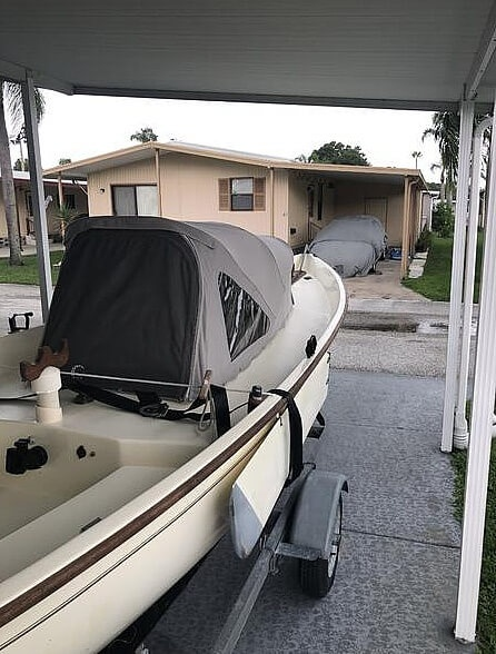 2008 Marine Concepts boat for sale, model of the boat is Sea Pearl 21 & Image # 13 of 40