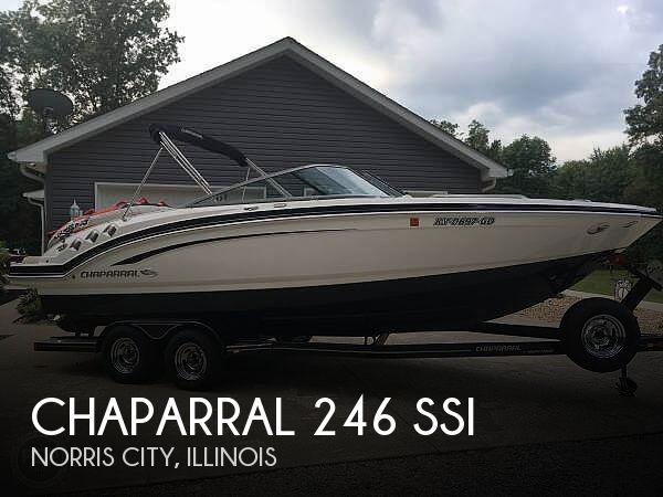 Used Chaparral SSi Boats For Sale by owner | 2014 Chaparral 246 Ssi