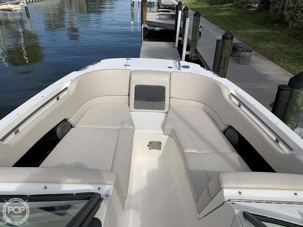 2015 Boston Whaler boat for sale, model of the boat is 230 Vantage & Image # 28 of 40