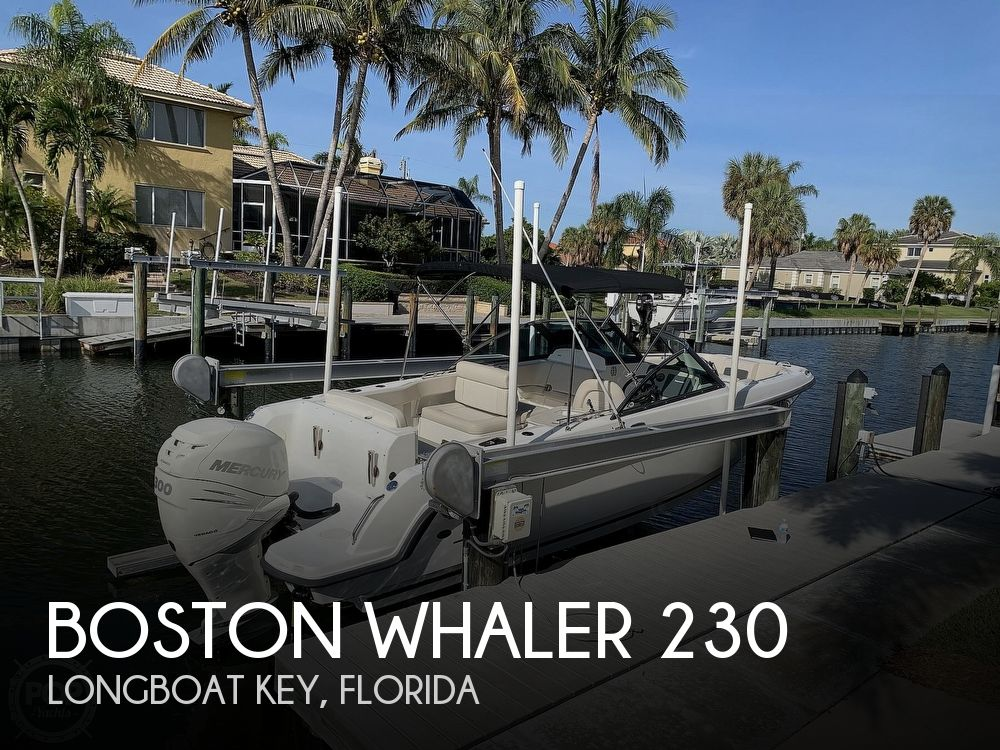 2015 Boston Whaler boat for sale, model of the boat is 230 Vantage & Image # 1 of 40