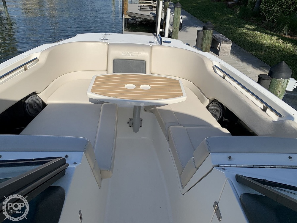 2015 Boston Whaler boat for sale, model of the boat is 230 Vantage & Image # 9 of 40