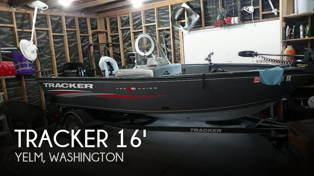 Used Sun Tracker Boats For Sale in Washington by owner | 2017 Tracker Pro Guide V16 SC