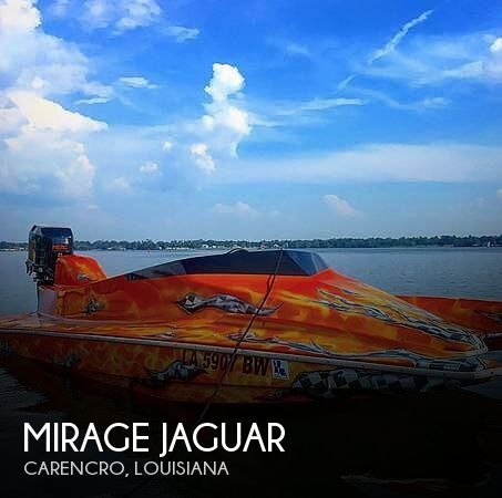 Used Mirage Boats For Sale by owner | 1995 Mirage 20