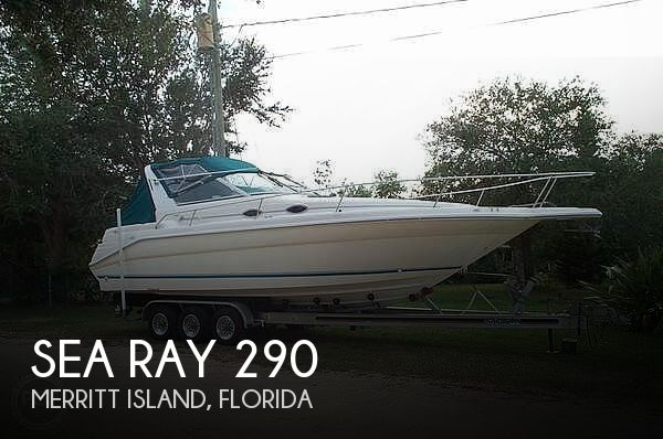 Used Sea Ray 290 Sundancer Boats For Sale by owner | 1994 Sea Ray 290 SUNDANCER