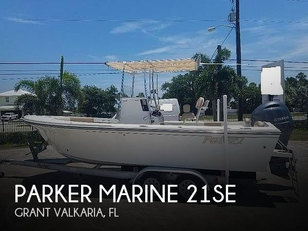 Used Boats For Sale by owner   2018 Parker Marine 21se