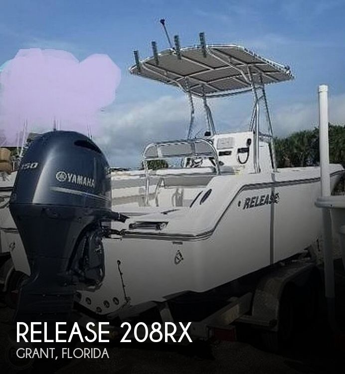 Used Release Boats For Sale by owner | 2016 Release 208rx