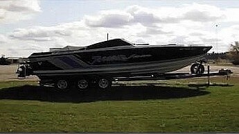 1984 Formula boat for sale, model of the boat is 272 LS & Image # 14 of 15