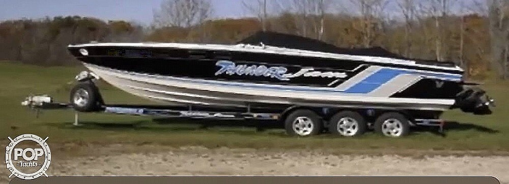 1984 Formula boat for sale, model of the boat is 272 LS & Image # 7 of 15