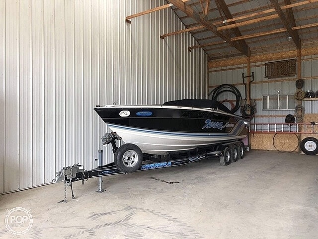 1984 Formula boat for sale, model of the boat is 272 LS & Image # 3 of 15