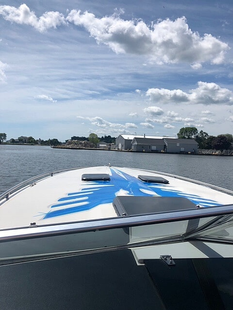 1984 Formula boat for sale, model of the boat is 272 LS & Image # 6 of 15