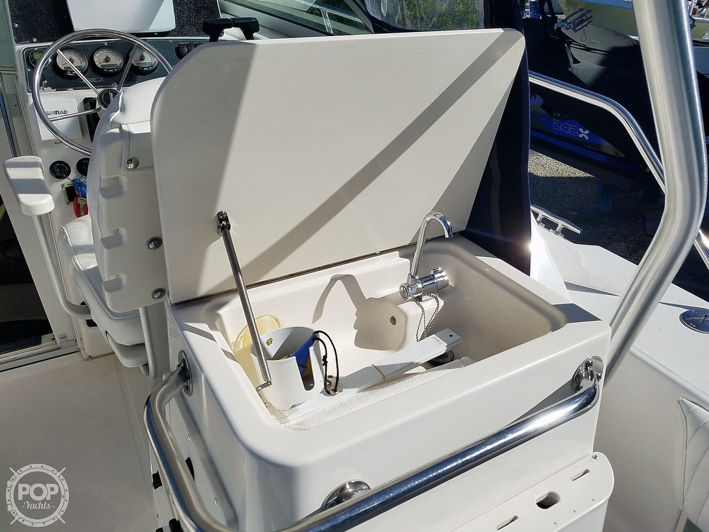 2002 Boston Whaler boat for sale, model of the boat is 295 Conquest & Image # 4 of 40