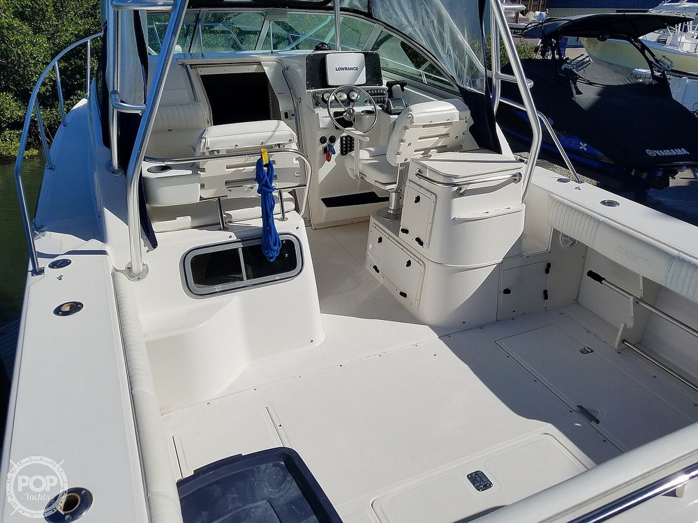 2002 Boston Whaler boat for sale, model of the boat is 295 Conquest & Image # 2 of 40