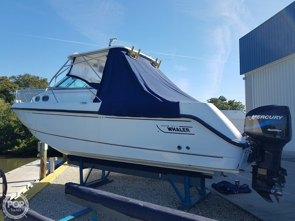 2002 Boston Whaler boat for sale, model of the boat is 295 Conquest & Image # 13 of 40