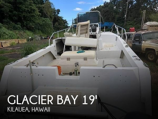 Used Power boats For Sale in Hawaii by owner   1994 Glacier Bay 19