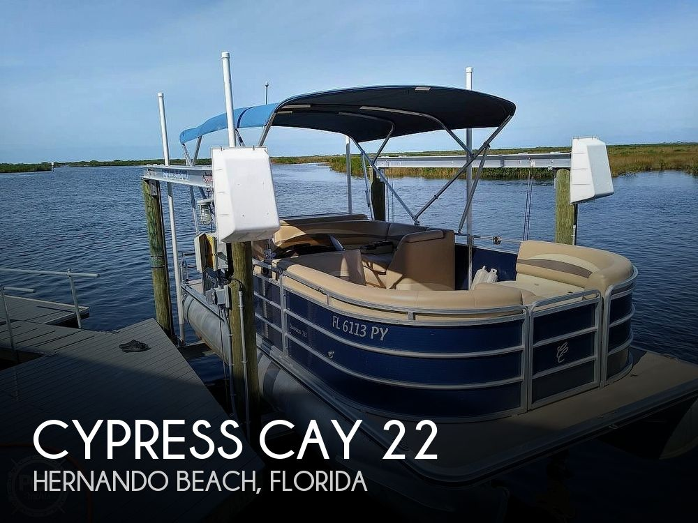 Used CYPRESS CAY Boats For Sale by owner | 2015 Cypress Cay 22