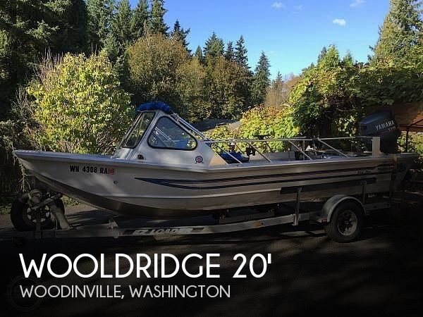 Used Wooldridge Boats For Sale by owner | 1990 20 foot Wooldridge Xtra Plus