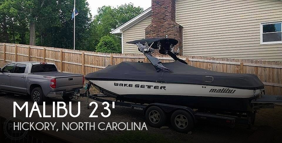Used Boats For Sale in Johnson City, Tennessee by owner | 2009 Malibu Wakesetter 23LSV