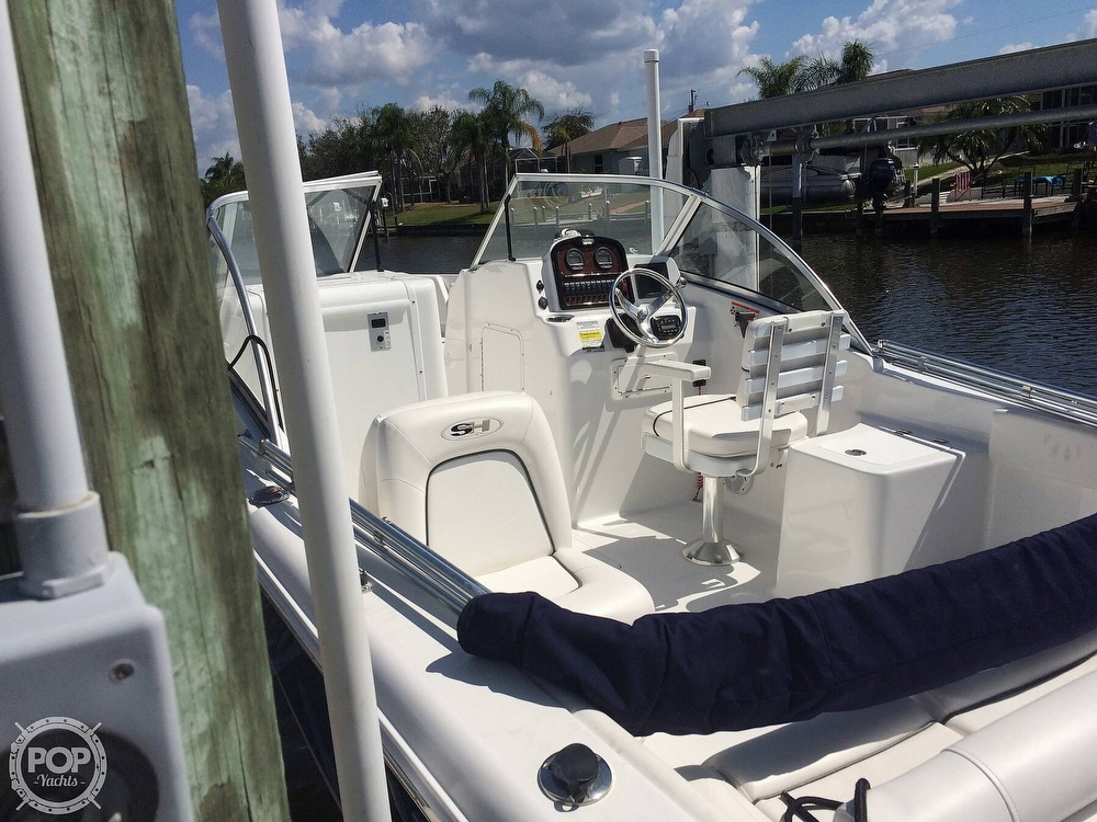 2015 Sea Hunt boat for sale, model of the boat is Escape 211 LE Dual Console & Image # 6 of 40