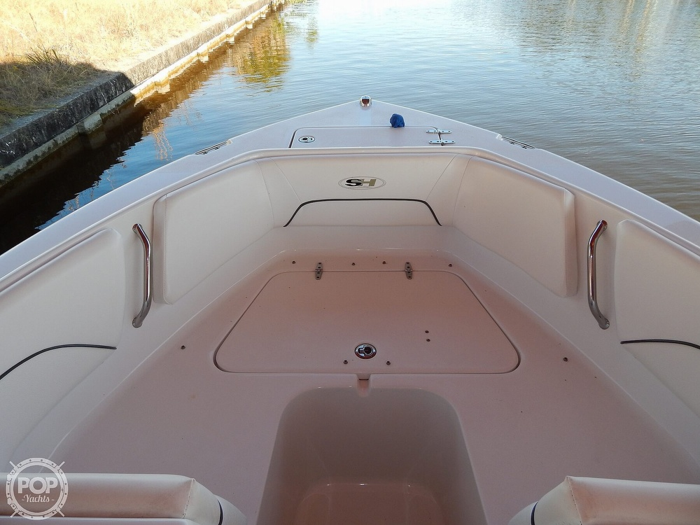 2015 Sea Hunt boat for sale, model of the boat is Escape 211 LE Dual Console & Image # 16 of 40