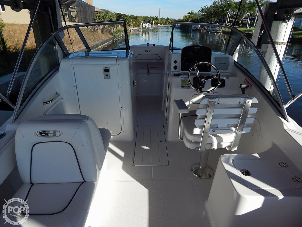 2015 Sea Hunt boat for sale, model of the boat is Escape 211 LE Dual Console & Image # 25 of 40