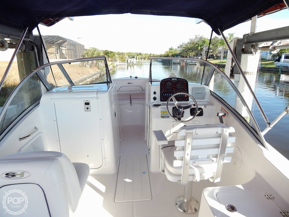 2015 Sea Hunt boat for sale, model of the boat is Escape 211 LE Dual Console & Image # 26 of 40