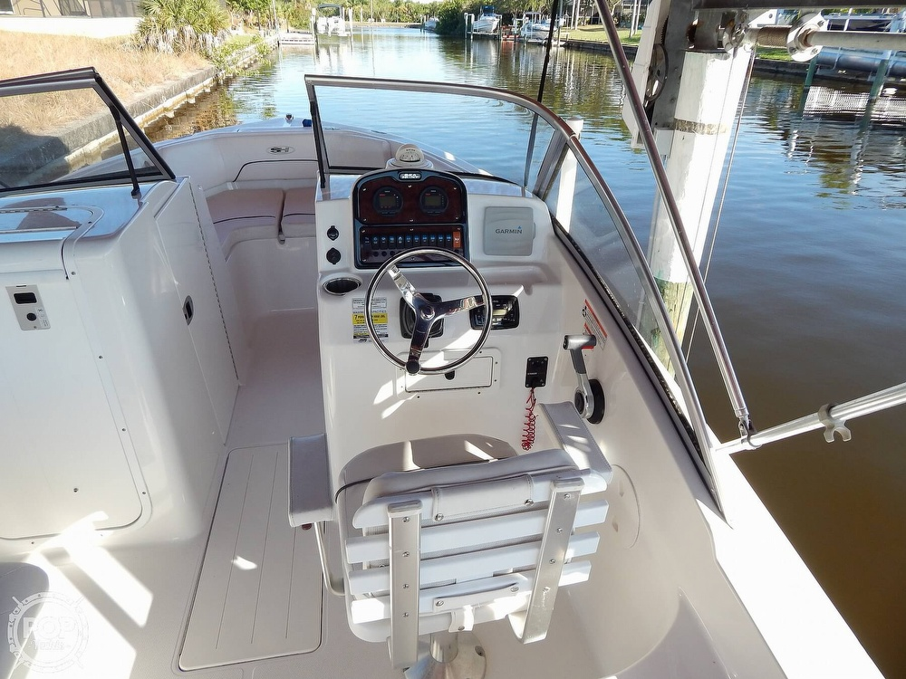 2015 Sea Hunt boat for sale, model of the boat is Escape 211 LE Dual Console & Image # 27 of 40