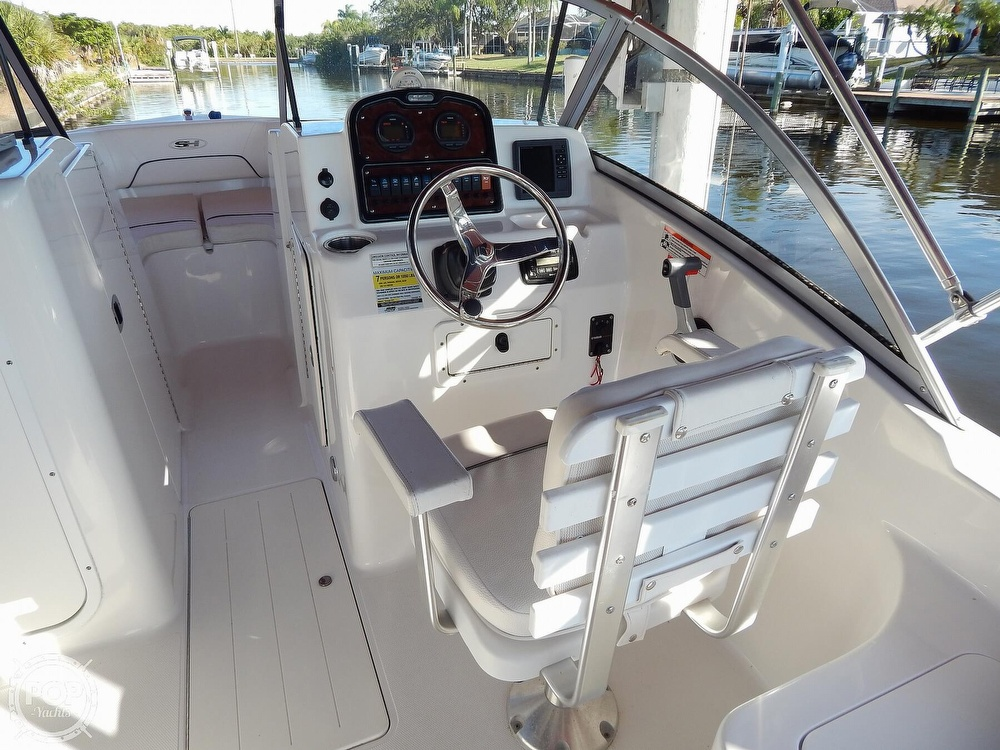2015 Sea Hunt boat for sale, model of the boat is Escape 211 LE Dual Console & Image # 39 of 40