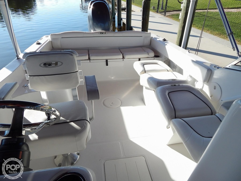 2015 Sea Hunt boat for sale, model of the boat is Escape 211 LE Dual Console & Image # 4 of 40
