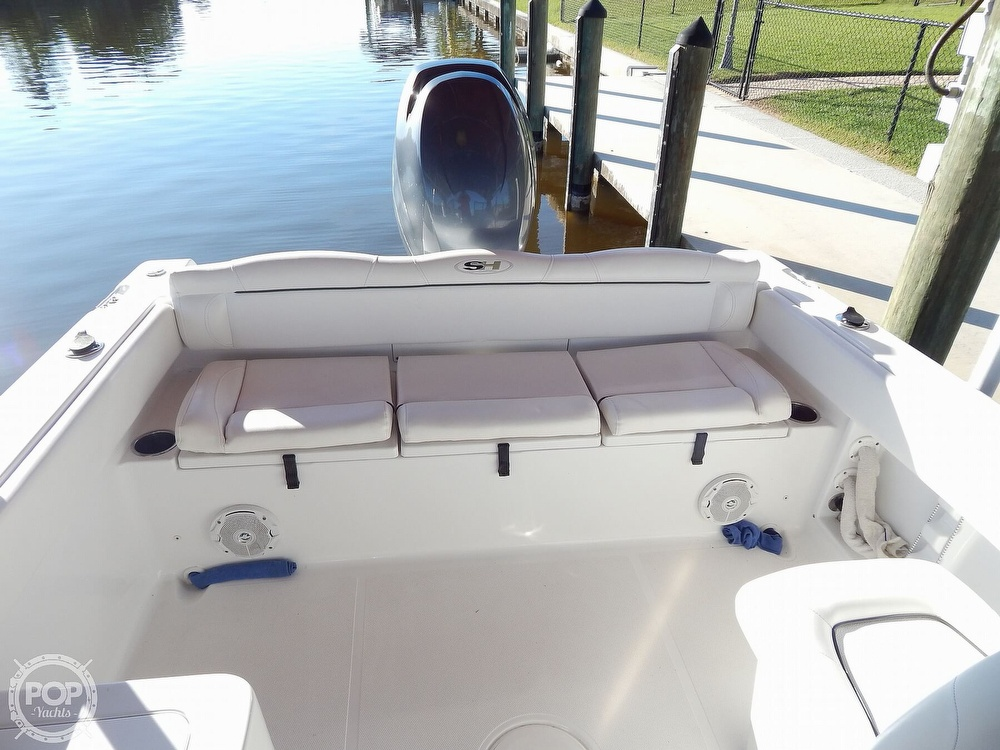 2015 Sea Hunt boat for sale, model of the boat is Escape 211 LE Dual Console & Image # 7 of 40